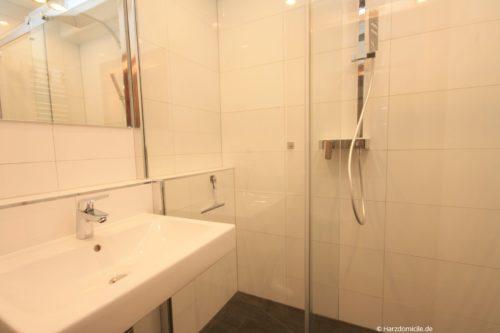 Badezimmer - Ferienwohnung Carpe Diem