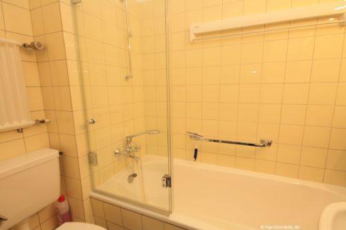 Badezimmer - Ferienwohnung Talsicht