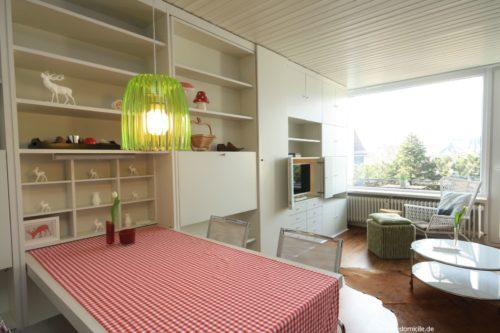 Wohn- /Essbereich – Hütteberg-Suite