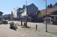 Braunlager Innenstadt