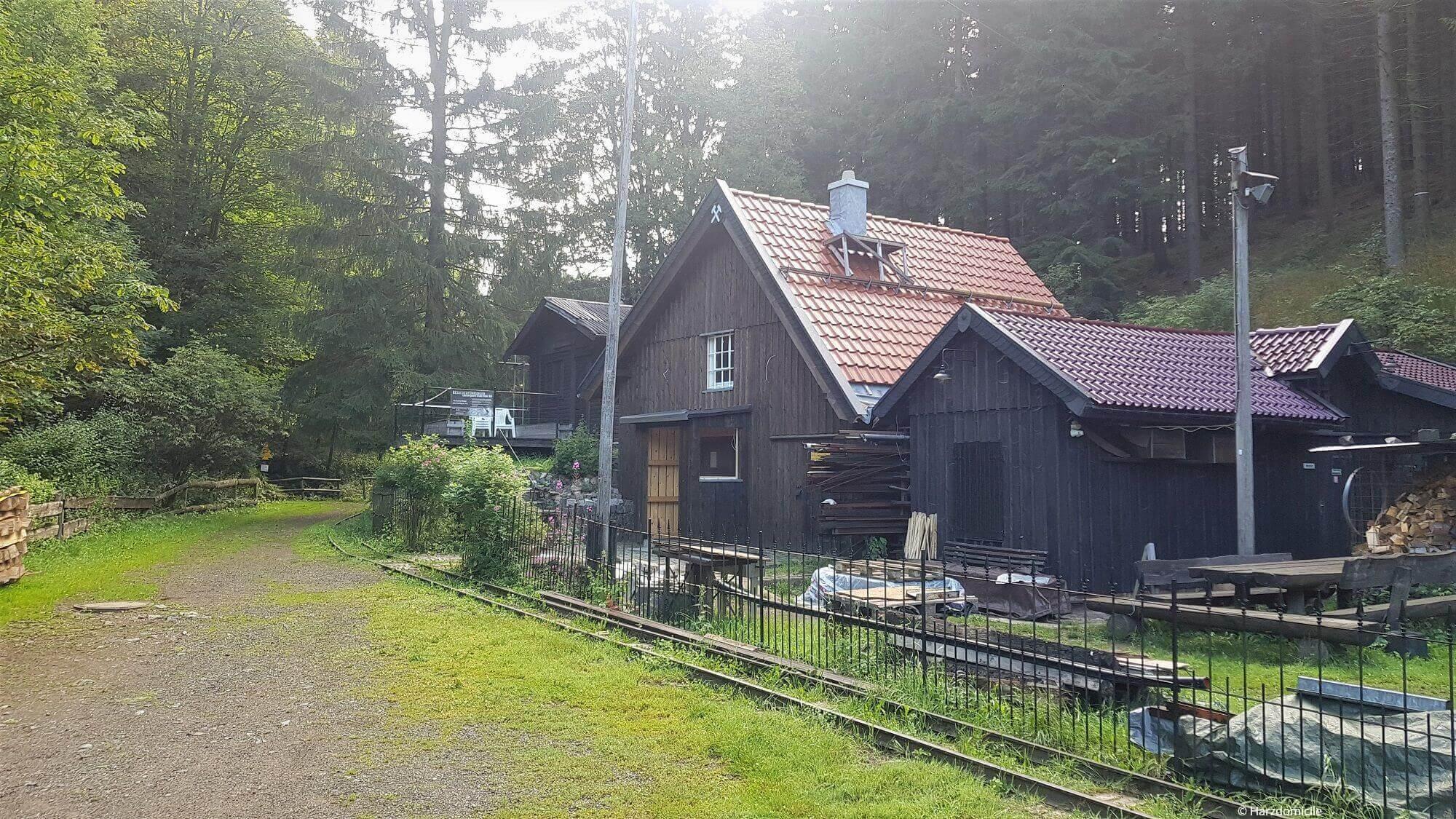 Lehrbergwerk Grube Roter Bär in Sankt Andreasberg