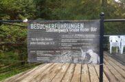 Besucherführungen im Lehrbergwerk Grube Roter Bär