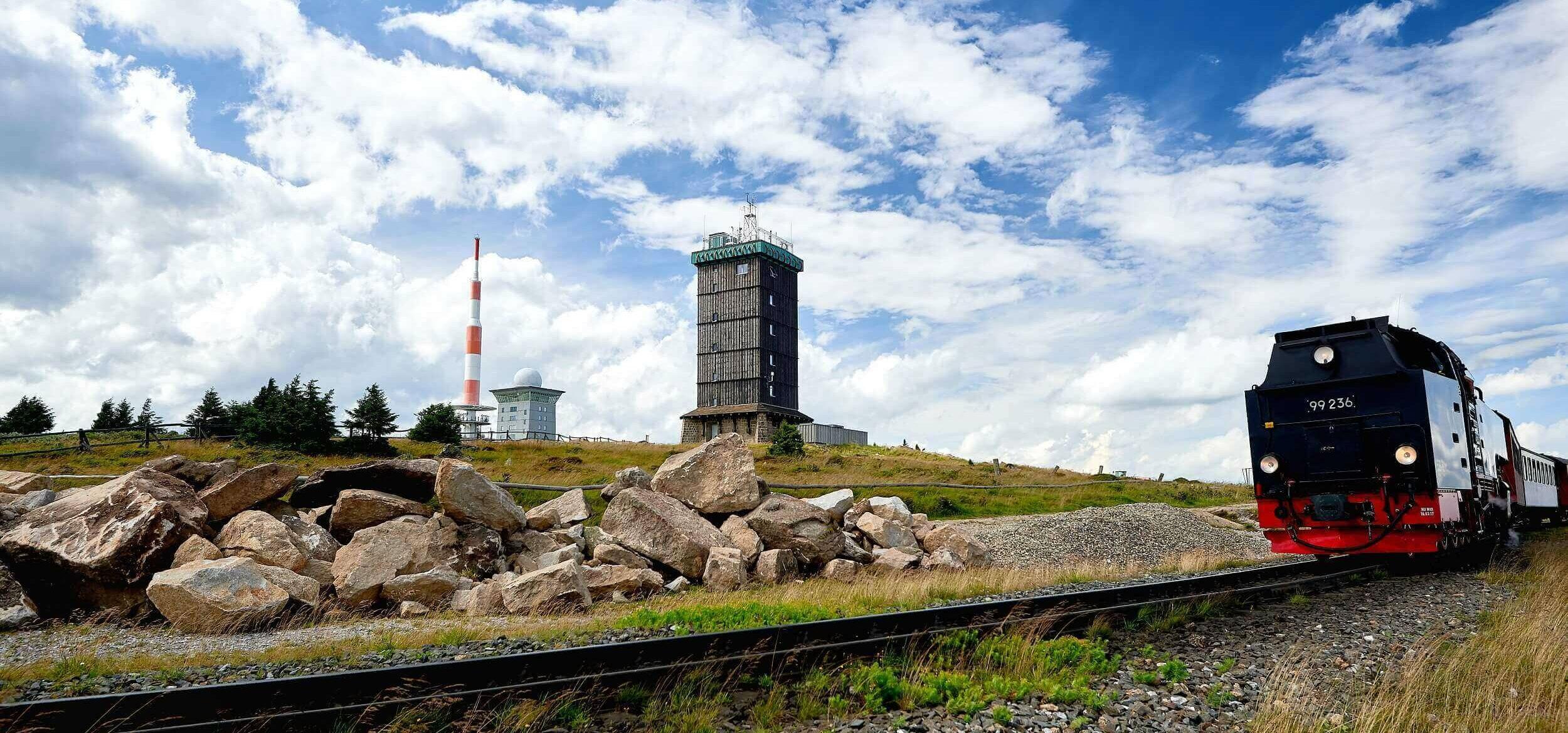 Brockenbahn der Harzer Schmalspurbahn