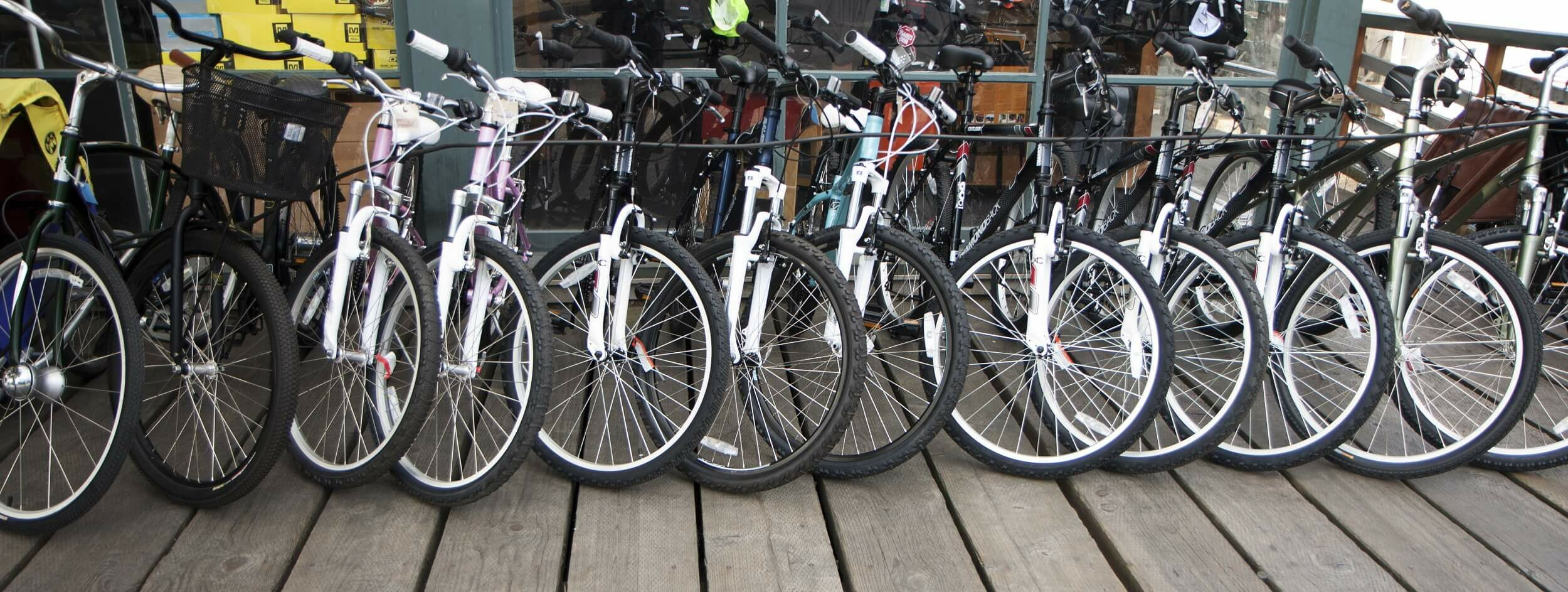 Fahrradverleih Harz