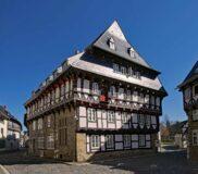 Goslar – Haus in der Altstadt – Bild unter Lizenz von Shutterstock.com