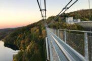 Hängebrücke Titan RT an der Rappbodetalsperre im Harz – Bild unter Lizenz von Shutterstock.com
