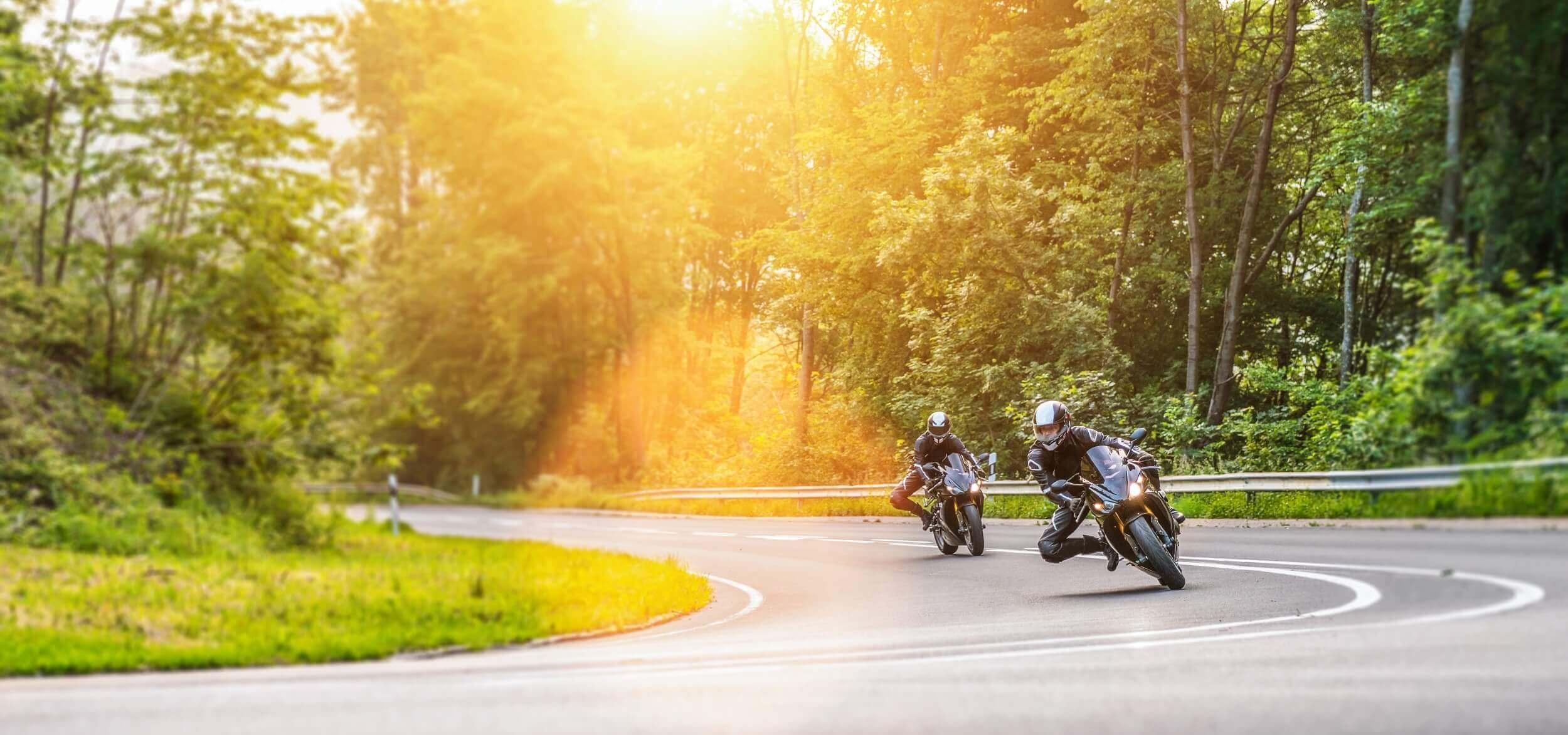 Motorradtouren im Harz