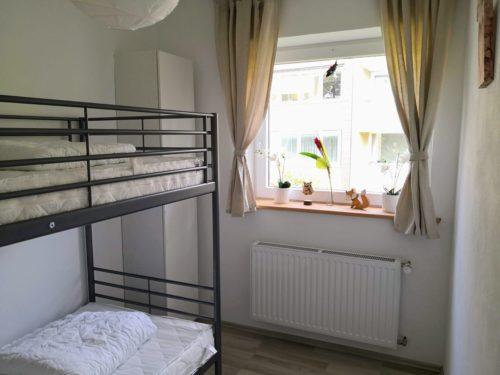 Ferienwohnung Evergreen Schlafzimmer 2